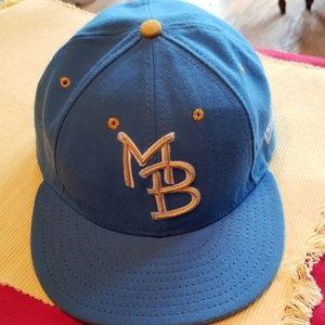 MInor league baseball cap,